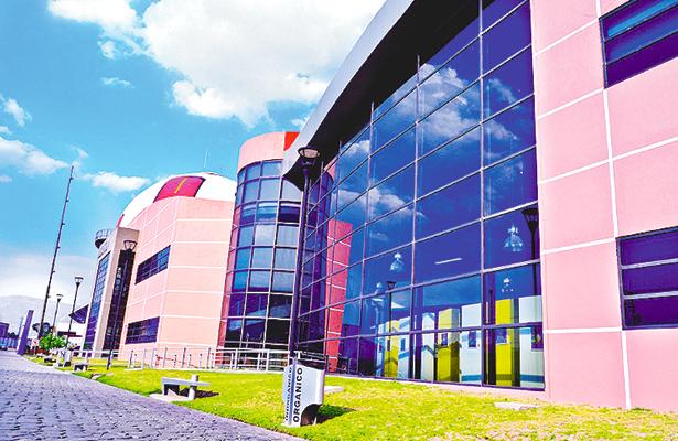 El edificio fue inaugurado en 2007. Foto: Sol de Hidalgo.