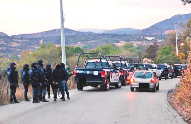 Las fuerzas del orden ponen a líder huachicolero en prisión