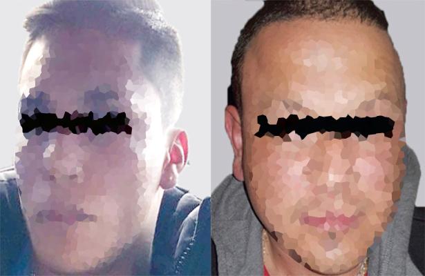 Reprehendidos 2 reos del penal de Tizayuca