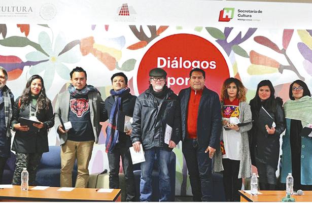 """""""Diálogos por la Cultura"""" a regiones de Hidalgo"""