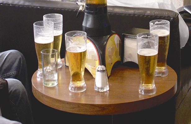 Tibia actitud de alcaldía ante venta de cerveza en la UAEH