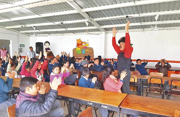 Acercan a niños a la Constitución Mexicana