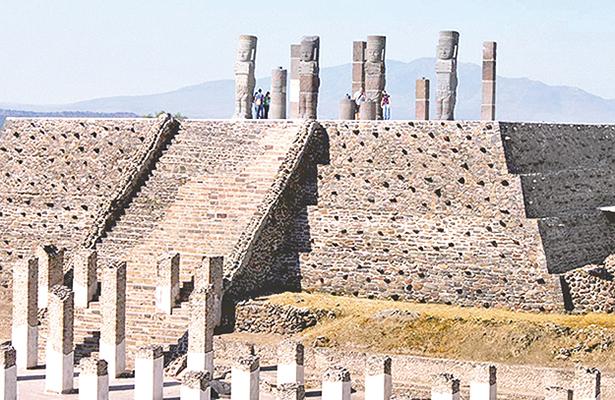 Quieren que UNESCO distinga  a Zona Arqueológica de Tula
