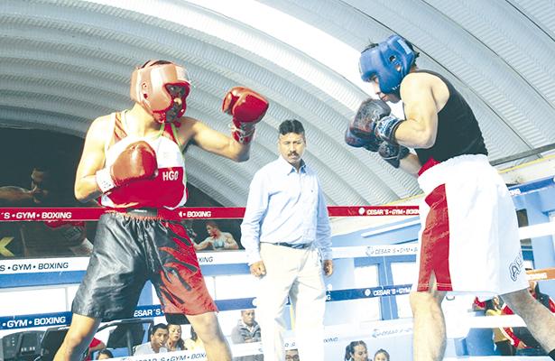 Sigue el selectivo de boxeo