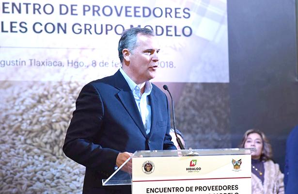 Conectividad, mano de obra calificada y estabilidad, en Hidalgo