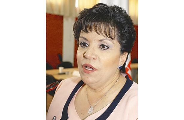 Canacintra Hidalgo tiene nueva presidente