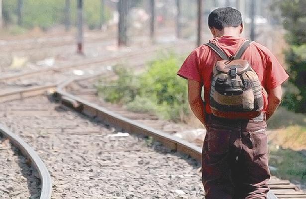 Rescatan en Hidalgo a 96 niños migrantes