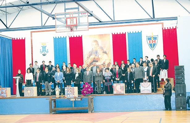 70 aniversario del Instituto Hidalgunese