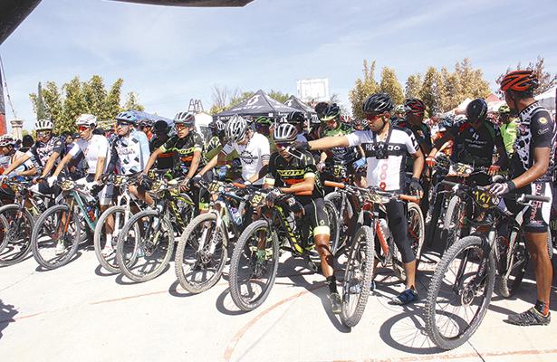 Tequixquiac, cita ciclista