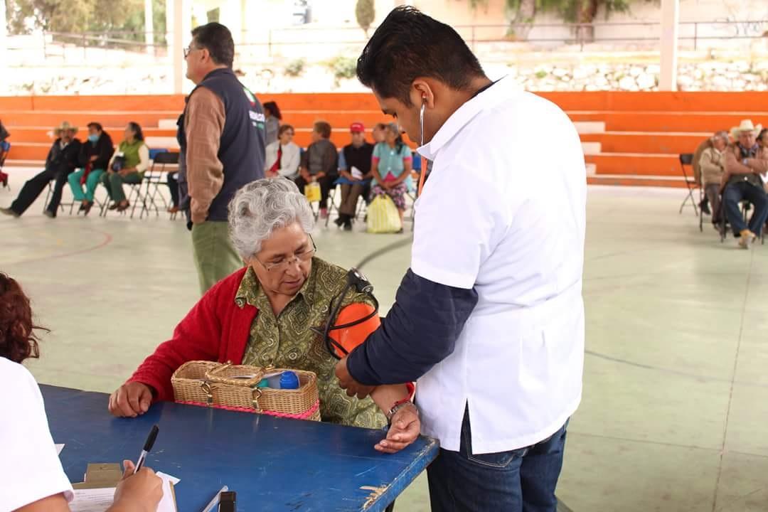 Faltan servicios de salud para adultos mayores de Tolcayuca