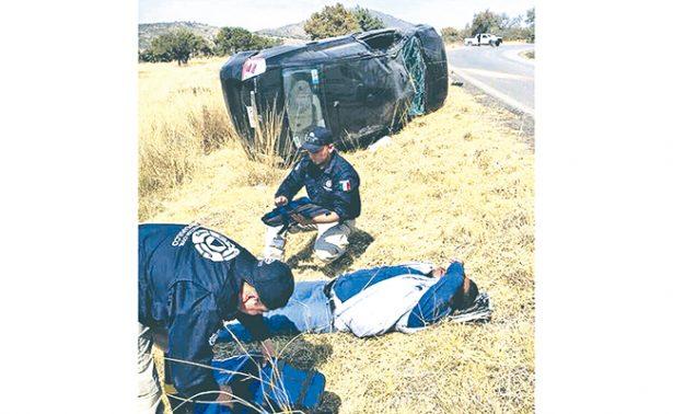 Murió en accidente policía de la PGJEH
