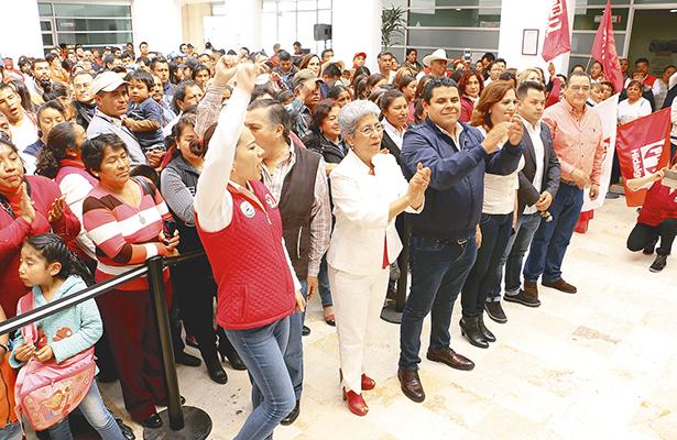 Fundación Colosio, Red de Jóvenes por México de fiesta por las postulaciones