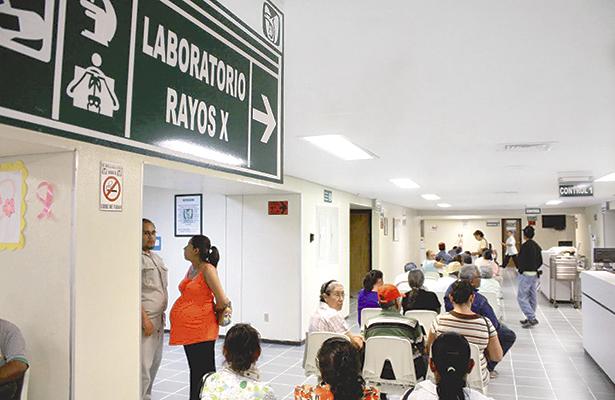 Diputada propone rediseñar las salas de espera en los hospitales