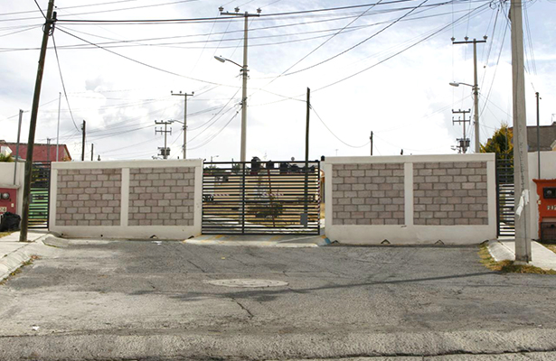 Ante la inseguridad cierran las calles en La Providencia