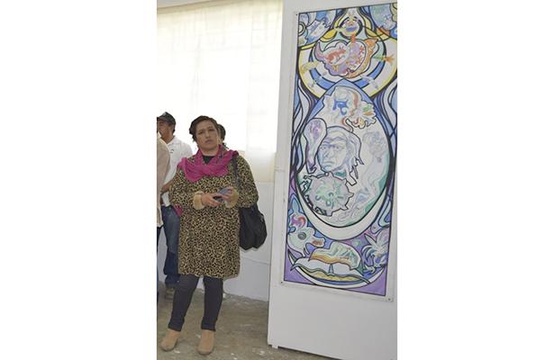 Interesa a argentinos Escuela de Muralismo