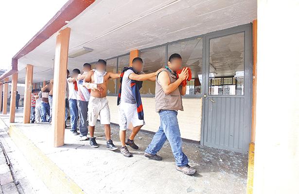 Vacíaron la cárcel juvenil de Hidalgo