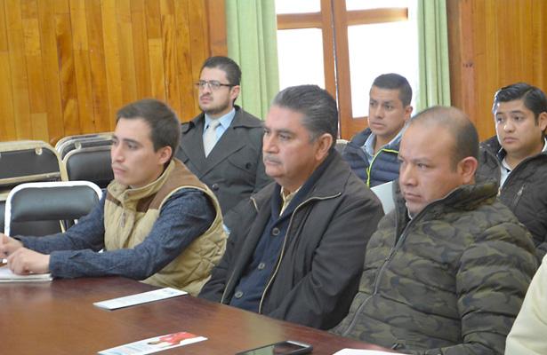 Nuevos funcionarios de Apan asumieron sus responsabilidades