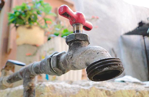 Aumenta escasez de agua en región sur