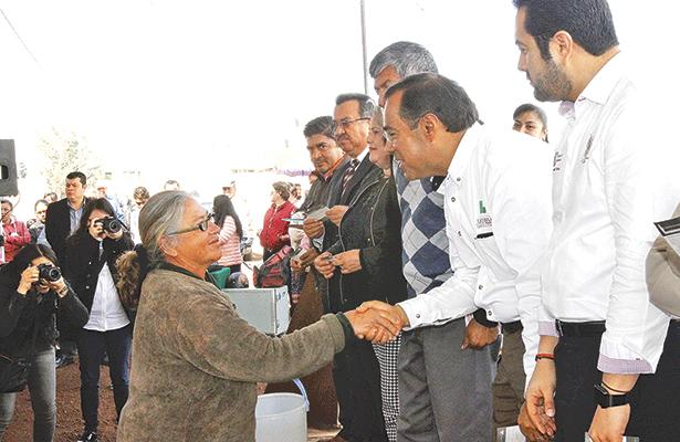 Inauguraron nuevo expendio de Liconsa en Tizayuca