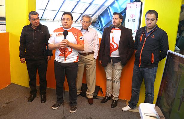 Se incorpora la UAEH a la  Liga Nacional Universitaria  de Juegos Electrónicos