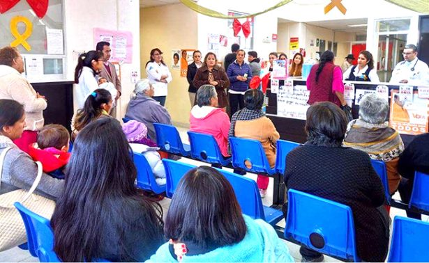 Aplicarán vacunas en Centros de Salud de todo el Altiplano