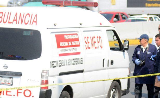 Muere niña al caerle una estufa, en Mineral de la Reforma