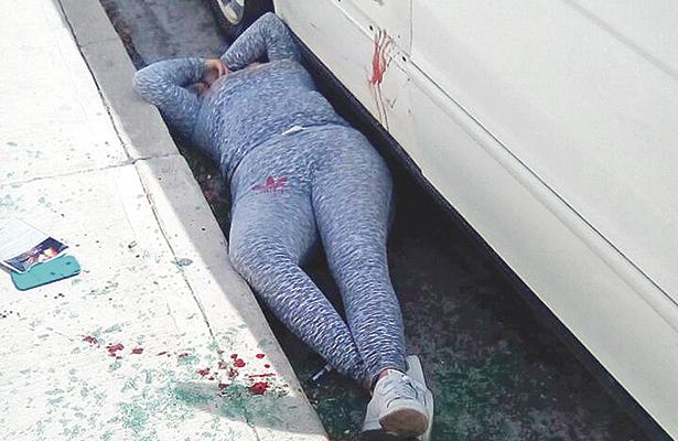 Agarran de tiro al blanco a 2 mujeres en Tizayuca