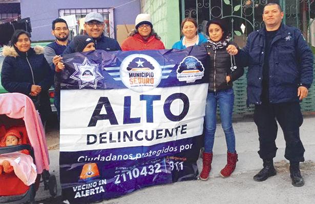 Redoblarán esfuerzos en Mineral de La Reforma