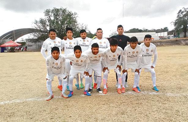 Futbol en la Liga de San Salvador, Madrid, campeón