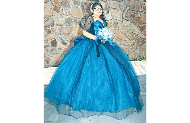 15 años de Mónica Denise Hernández