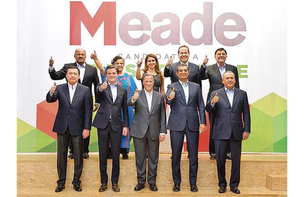 Hidalguenses integran equipo de campaña de Meade
