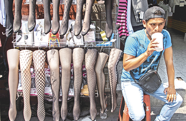 Informales, 7 de cada 10 empleos en Hidalgo