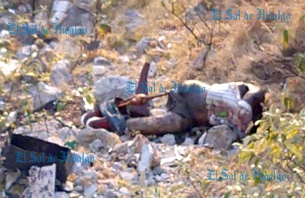 Hallan cadáver en La Reforma