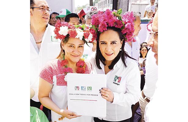 Solicita registro Sayonara en el Distrito I-Huejutla