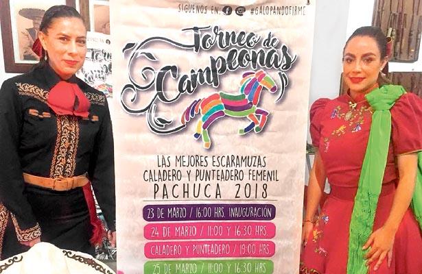 Galopan campeonas