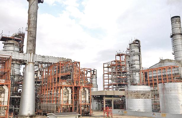 Una vez que entre en operación la Planta de coquización que está en marcha, será la de mayor capacidad de producción, de las seis que opera en el país Petroleos Mexicanos. Foto: Especial