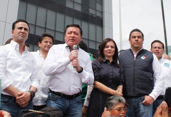 Campaña de propuestas, no denuestos, demanda Alejandro González Murillo