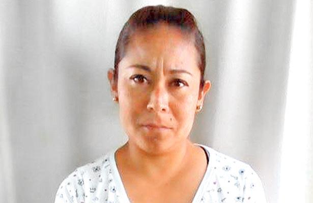 Cintya Nathaly Hernández Escobar. Foto: Sol de Hidalgo.