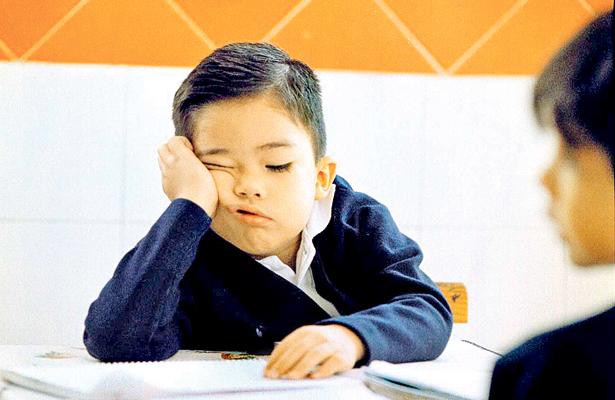 ¿Afecta cambio de horario a los niños?