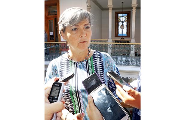 Alcaldesa propone  6.2% de aumento