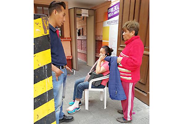 Mujer atropellada en el centro de Pachuca