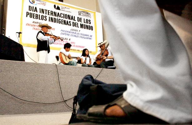 Apoyarán propuestas indígenas en tradiciones y fusiones musicales