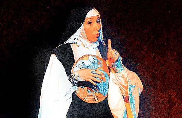 """""""Sor Juana"""" narra su vida y descarta mitos"""