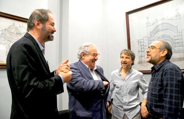 La escritura, una herejía: Gonzalo Celorio