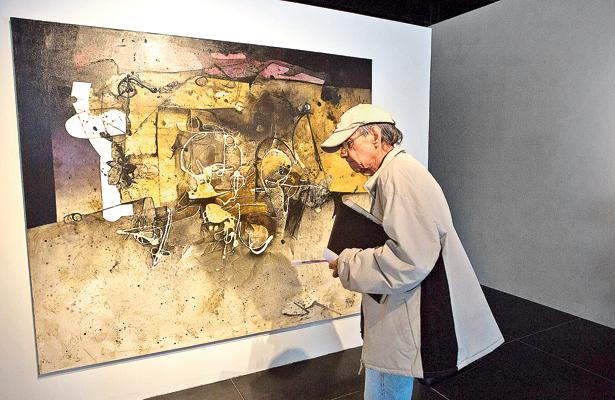 El Museo José Guadalupe  Posada expondrá obra de Manuel Felguérez