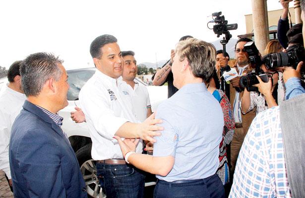 Asegura dirigente nacional del PAN que solo hay dos partidos en la contienda electoral