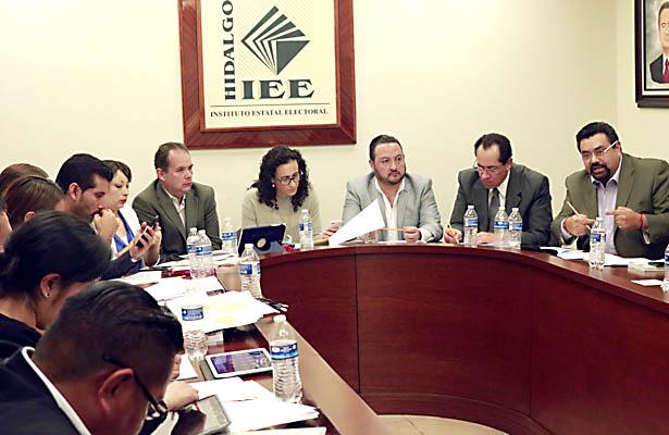 Preparan Programa de Resultados Electorales Preliminares de Hidalgo