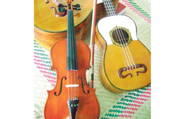 Músicos de la Sierra adquieren sus instrumentos por pedidos