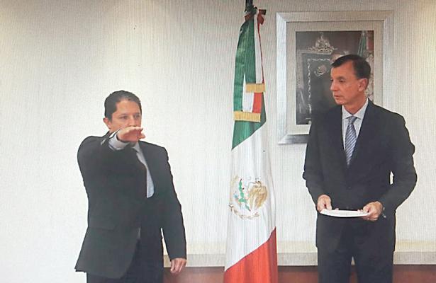 Sergio Islas, nuevo delegado en Hidalgo de la PROFEPA