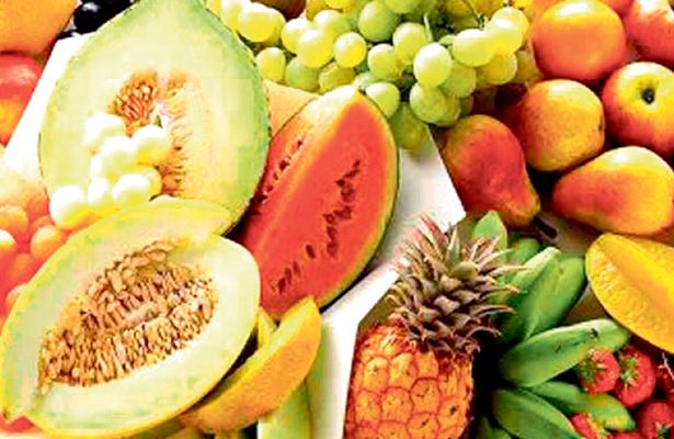Recomiendan consumir alimentos de  temporada para mitigar el calor